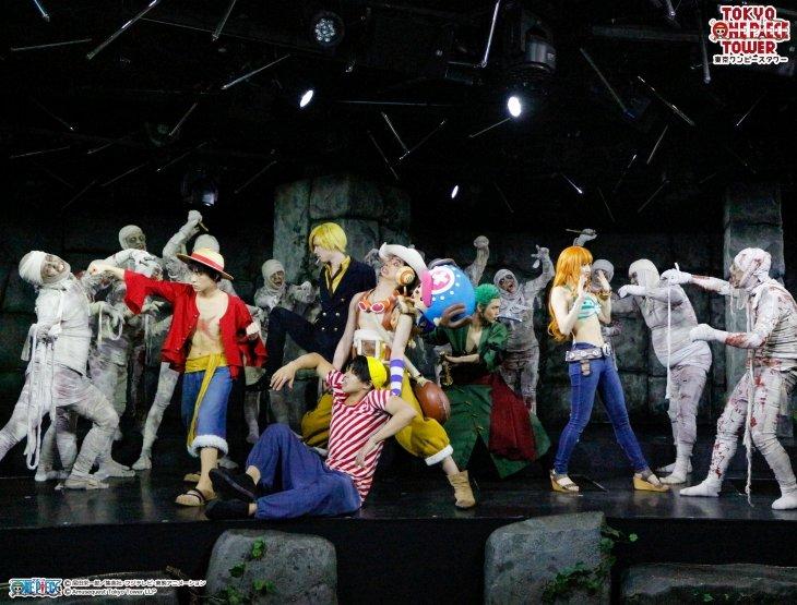 東京ワンピースタワー×オバケン『難破船からの訪問者』ミッション一新で再び!