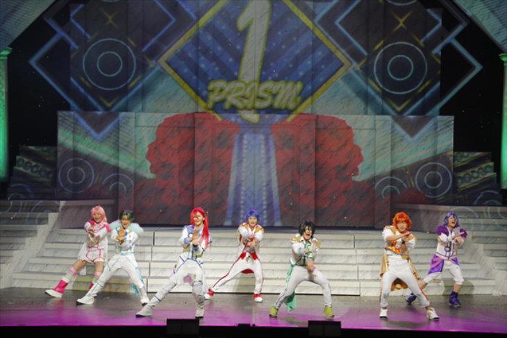 舞台『KING OF PRISM –Shiny Rose Stars-』舞台写真