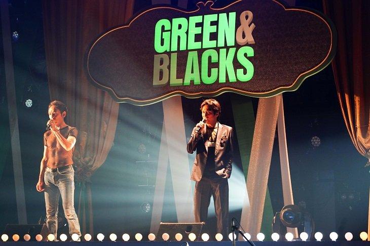 『グリーン&ブラックス』第35回は豪華ミュージックショー拡大版