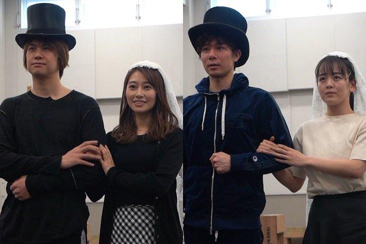浦井健治、柿澤勇人らによる「Tonight」特別バージョンも披露!『ウエスト・サイド・ストーリー』Season3 稽古場取材レポート