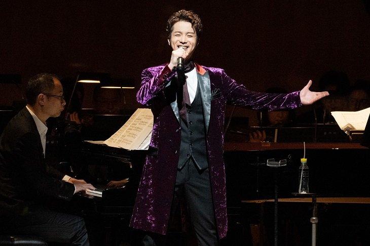 田代万里生10th アニバーサリー・コンサート『Simpatia』