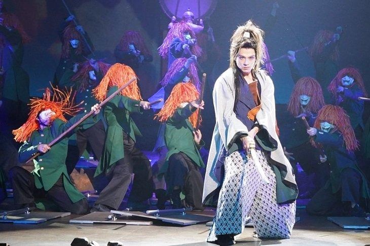 新田真剣佑が舞台初主演で魅せる!『星の大地に降る涙 THE MUSICAL』公開ゲネレポート