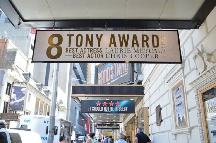 『トニー賞』新型コロナの影響で開催延期