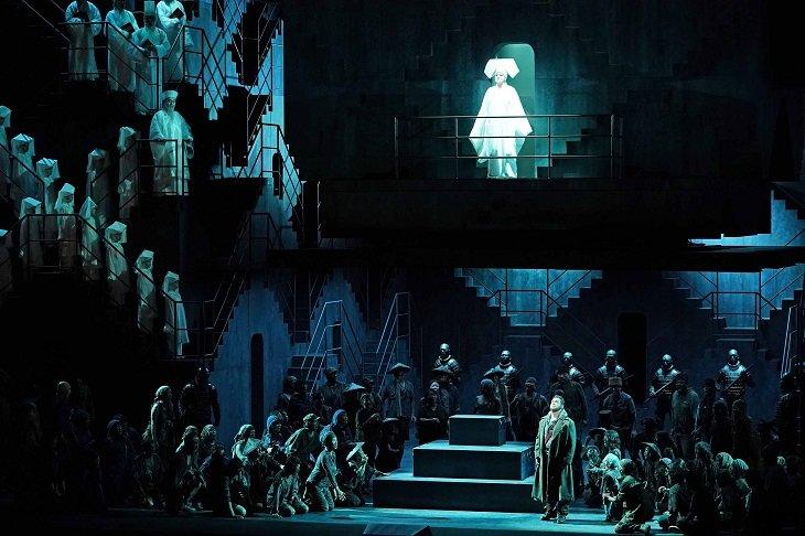 「巣ごもりシアター」第2弾!オペラ『トゥーランドット』が4月17日から配信開始