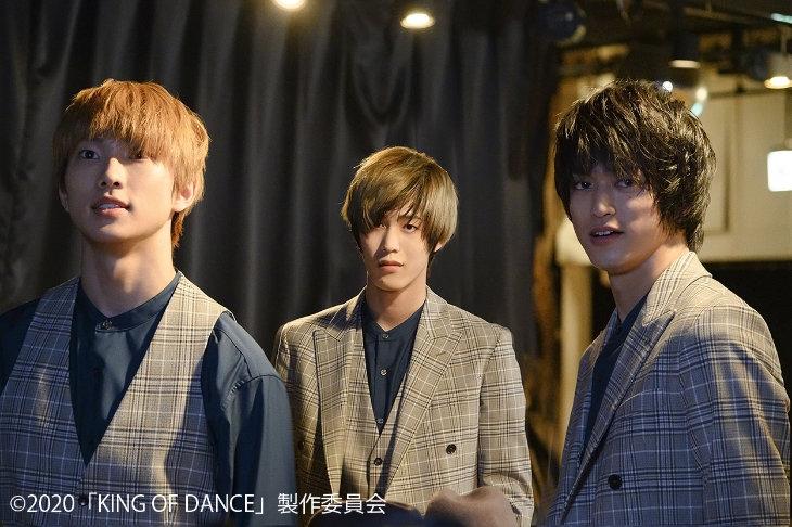 ドラマ『KING OF DANCE』第3話