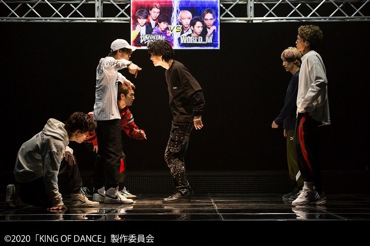 高野洸ら出演『KING OF DANCE』第6話場面写真到着!Blu-ray&DVD発売決定