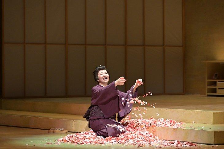 「巣ごもりシアター」6月12日からの配信は栗山民也演出『蝶々夫人』