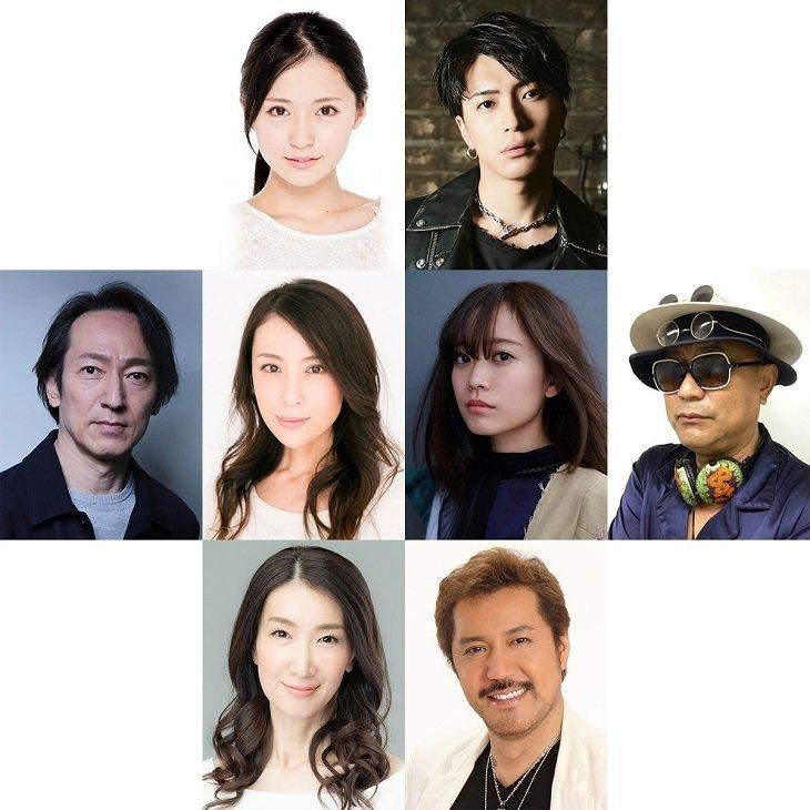 増田貴久主演ミュージカル『ハウ・トゥー・サクシード』全キャスト発表!笹本玲奈、松下優也、雛形あきこら出演