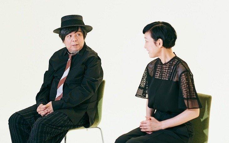 KERA&緒川たまきの新ユニット「ケムリ研究室」オンライン会見でコロナ禍で向き合う舞台制作を語る