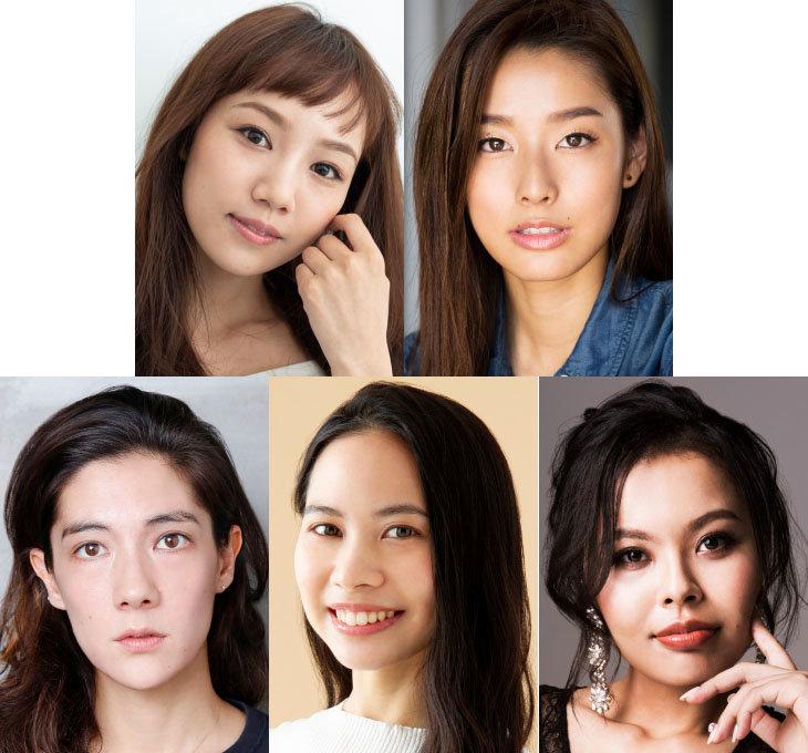 ミュージカル『NINE』城田優を取り巻く女性キャストに咲妃みゆ、すみれ、土井ケイトら