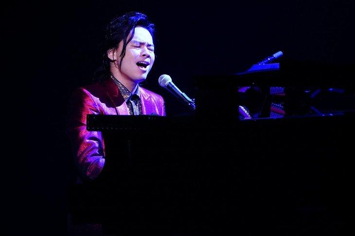 中川晃教の美声が新たな一歩を踏み出した明治座に響き渡る!ミュージカル『チェーザレ』コンサート公演レポート