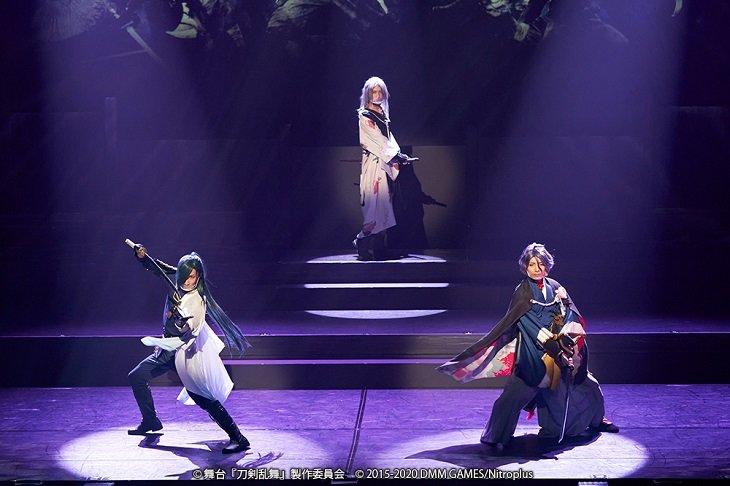科白劇 舞台『刀剣乱舞/灯』改変 いくさ世の徒花の記憶 開幕!和田琢磨「お芝居できる場に感謝」