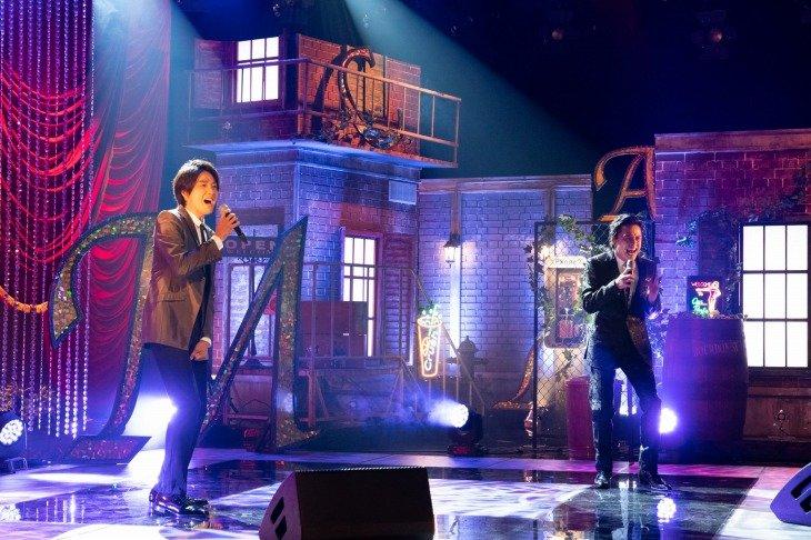 WOWOW『僕らのミュージカル・ソング2020 第二夜』で井上芳雄&中川晃教が「影を逃がれて」をデュエット!リモートで豪華ゲストも