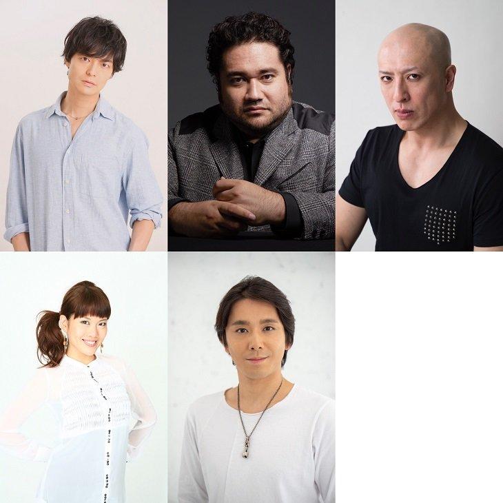 「劇的茶屋」シリーズ2席目『謳う死神』上口耕平、勝矢、吉田メタル、可知寛子、小林遼介らの出演決定