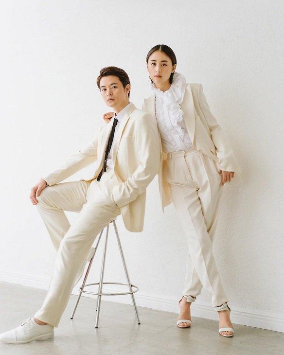 瀬戸康史と山本美月が結婚発表 自分と向き合う時間の中で「大切な存在と確信」