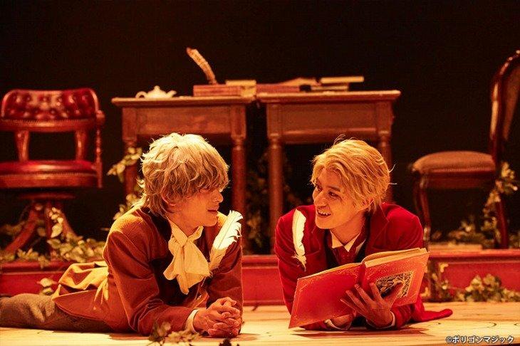 高崎翔太、橋本祥平「キカクのタネ」の視聴者に感謝!舞台『GRIMM』開幕で「あとは届けるだけ」