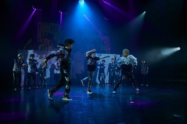 植木豪とw-inds.千葉涼平が4年ぶりにタッグを組む『WASABEATS』Love Junxメンバーの無限のパワーを得て開幕!