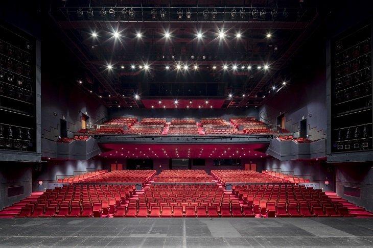 福岡・キャナルシティ劇場が2022年7月より「総合エンターテイメントシアター」へ