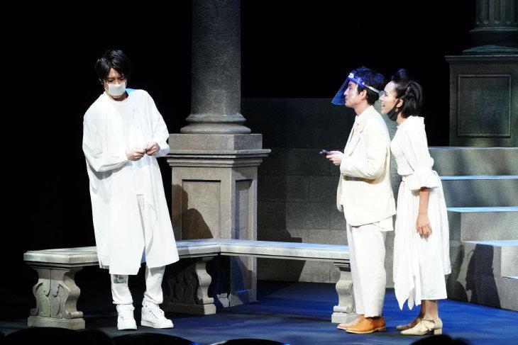 『時子さんのトキ』舞台写真
