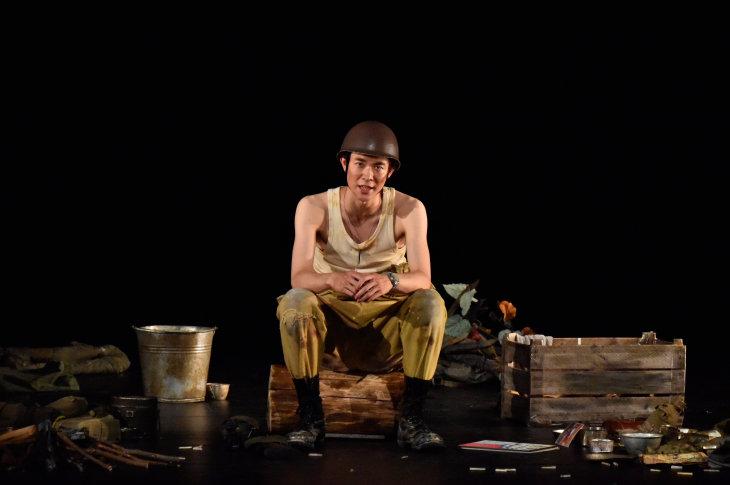 『ボクの穴、彼の穴。』舞台写真