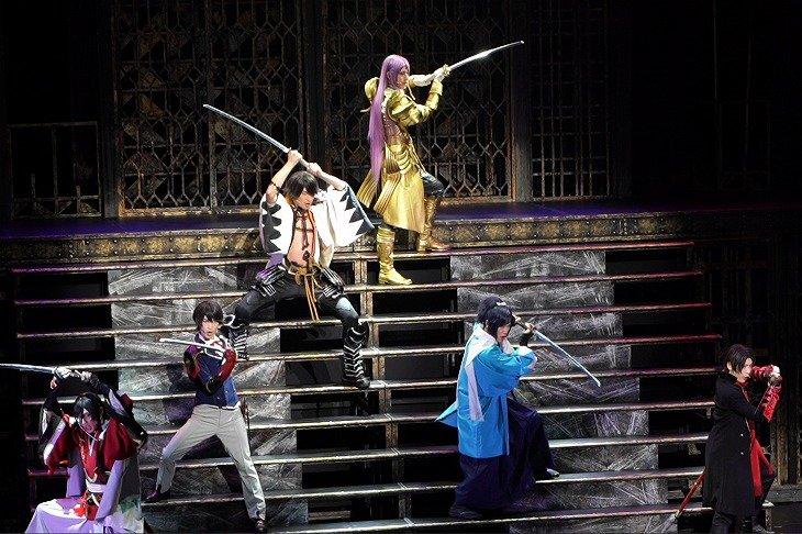 佐藤流司、鳥越裕貴らすべてを一新し再出陣!ミュージカル『刀剣乱舞』~幕末天狼傳~(2020)開幕――これが再演?これぞ再演