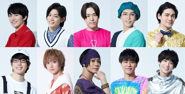 和田雅成、黒羽麻璃央、有澤樟太郎ら出演『テレビ演劇サクセス荘2 mini』の放送決定!生配信イベントの開催も