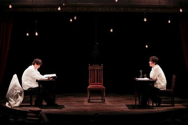 物語る俳優ふたり・・・『Equal-イコール-』(リーディングスタイル)開幕!元吉庸泰「あなたのいる場所からの景色で、楽しんで」