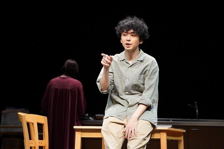 加藤拓也-橋本淳-豊田エリーの『たむらさん』3日間の短期集中上演