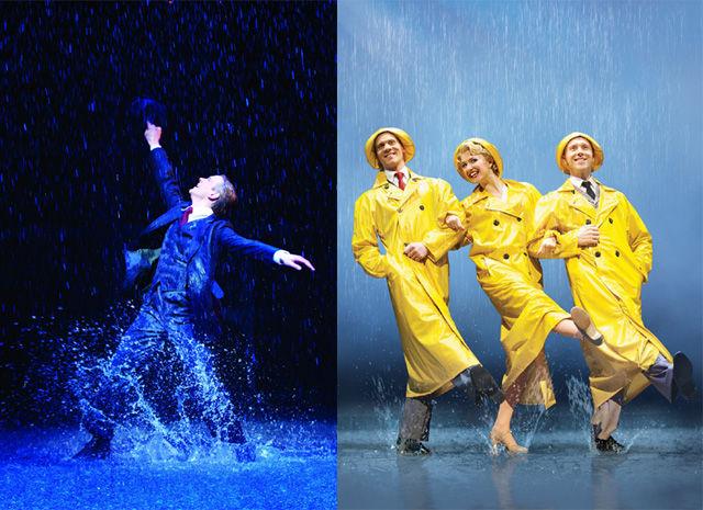 ミュージカル『SINGIN'IN THE RAIN』11月1日開演
