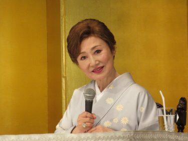 宝塚100周年とともに 浜木綿子、芸能歴61年で旭日小綬章を受章