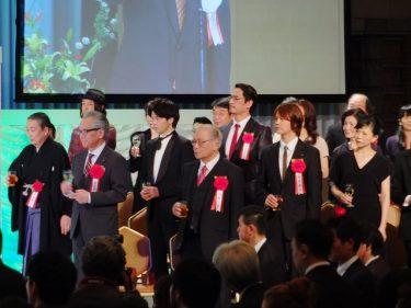【フォト】読売演劇大賞贈賞式の模様を、チラっと見せ!<2>
