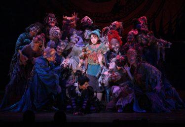 素敵な春休みの思い出に!四季ファミリーミュージカル『魔法をすてたマジョリン』公演スタート