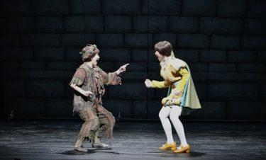 2015年度「こころの劇場」東京公演 ファミリーミュージカル『王子とこじき』開幕!