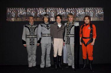 河村隆一「もう一回やりたい」叶った!復活の特別公演『銀河英雄伝説 星々の軌跡』