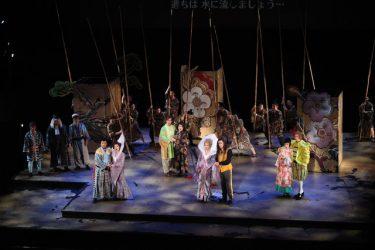 演劇とオペラのいいとこどり!世界初演オペラ『フィガロの結婚~庭師は見た!~』観劇レポート