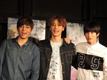 『RUN TO YOU』初日前日の囲み取材に、U-KISSスヒョン、ジュン、Block Bジェヒョ登場!「3人で新しい姿を見せます!」