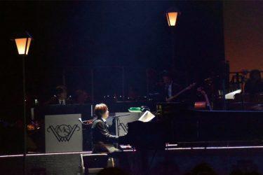 数々のミュージカルナンバーで魅了! V6・坂本昌行、初のソロ・コンサートレポート