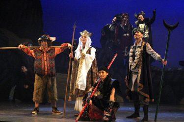 金爆・喜矢武豊、舞台『GOKU』で二度目の舞台主演!「申年の験担ぎに観に来てほしい」