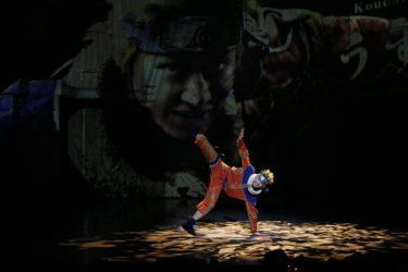 更なる進化を遂げたライブ・スペクタクル「NARUTO-ナルト-」大阪で開幕!松岡広大「カンパニー全体も成長した」