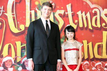 本田望結もゲスト出演!『ブロードウェイ クリスマス・ワンダーランド』製作発表