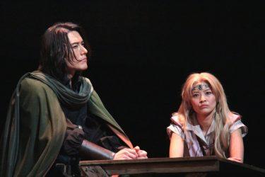 蕨野友也、佃井皆美、細貝圭らによる壮大な物語がついに開幕!舞台『デルフィニア戦記』第一章