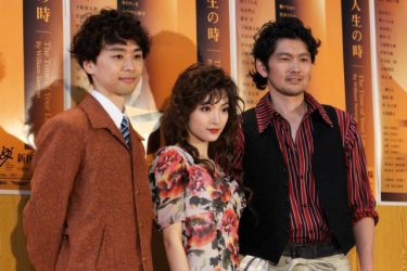 V6坂本昌行「タイトルの意味を考えていただけたら」心が通い合う温かな舞台『君が人生の時』開幕