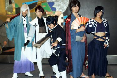 中村優一が「俳優人生で一番」という激しい殺陣で魅せる!舞台『BRAVE10』開幕