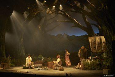 WOWOW10月20日放送の劇場公演『あの城』レポート!森山直太朗「ボーダーレスな感覚をテレビからも感じてもらえたら」