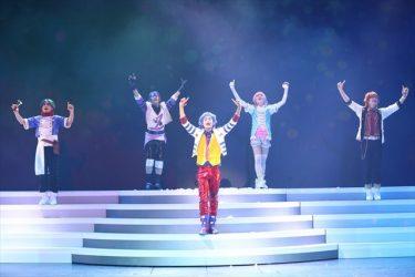 舞台『KING OF PRISM -Over the Sunshine!-』東京公演、開幕!橋本祥平「最後まで声援をよろしくお願いいたします!」