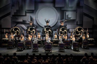 和太鼓エンターテインメントDRUM TAO『ドラムロック 疾風』超進化を遂げた凱旋公演をスタート!