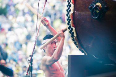 鼓童「FUJI ROCK FESTIVAL'18」で「巡」アレンジverを披露