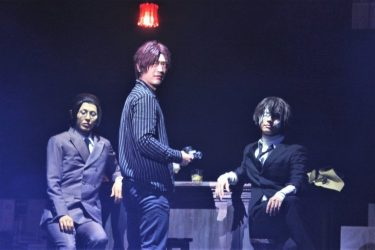 『文豪ストレイドッグス 黒の時代』開幕!谷口賢志「命をかけて演じる」