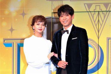坂本昌行「100%の喜びと100%の怖さ」ミュージカル『TOP HAT』製作発表