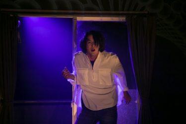 山沖勇輝が殺人犯の息子役に挑戦『風の音聞こえず、鈴音が落ちる』開幕